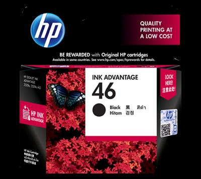 HP46 Bk
